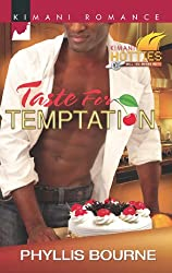 Taste for Temptation (Mills & Boon Kimani) (Kimani Hotties, Book 35)