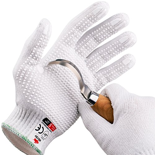 nocry-cut-resistant-protective-work-gloves-with-rubber-grip-dots-tough-and-durable-stainless-steel-m