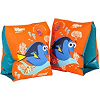 Zoggs Finding Dory Junior Kids Inflatable Swimming Armbands (1-6 Years)