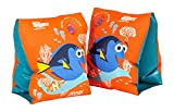 Zoggs Kids Finding Dory Swimbands, Turquoise Safe - Orange, 1-6 Years Old
