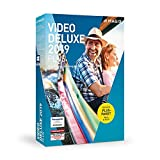 MAGIX Video deluxe 2019 Plus - Das perfekte Videostudio.|Standard|1 Device|1 Year|PC|Disc|Disc