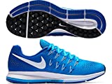 #10: Max air zoom pegasus 33 sports running shoes blue black