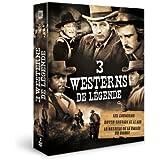 Westerns de légende - Coffret 3 films : Les cavaliers + La bataille de la vallée du diable + Butch Cassidy et le Kid