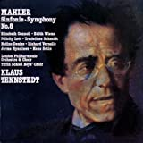 Mahler: Symphony No. 8 / Klaus Tennstedt, London Philharmonic Orchestra by N/A