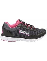 Lonsdale Zapatillas Deportivas con Cordones Modelo Southwick Para Mujer