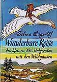 'Wunderbare Reise des kleinen Nils Holgersson mit den Wildgänsen' von Selma Lagerlöf