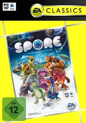 Spiel Pc Spore (SPORE (PC+MAC-DVD) [Software Pyramide])