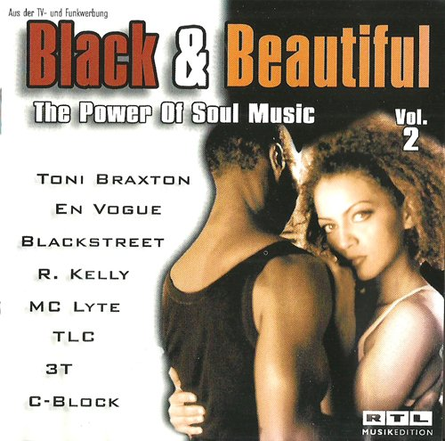 Black Music (Compilation CD, 35 Tracks) Athena Radio