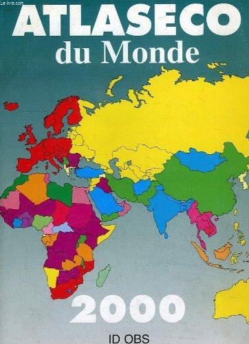 Atlas obs du monde 2000 par collectif