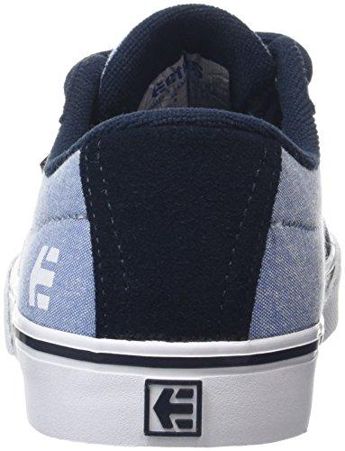Etnies Jameson Vulc, Scarpe da Skateboard Donna Blu (Blue (Blue/White/Gum444))