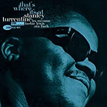 That's Where It's At - Vol. 1 / Live At The Village Vanguard /1985 - Blue Note Tone Poet Series (180 gr) (LP-Vinilo)