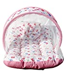 Baby Mattress with Mosquito Net Portable...