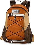 DAKINE Wonder 15L Polyester-Rucksack (Polyester, beige, braun, orange, 600Denier, Seitentasche, Reißverschluss, 300mm)