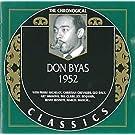 Don Byas: 1952