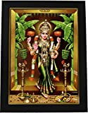Godess Gruha Lakshmi Photo Frame