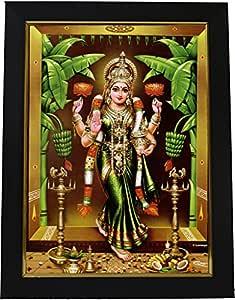 101Temples Godess Gruha Lakshmi Photo Frame…