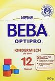 Beba Optipro Kindermilch ab dem 12. Monat, 6er...