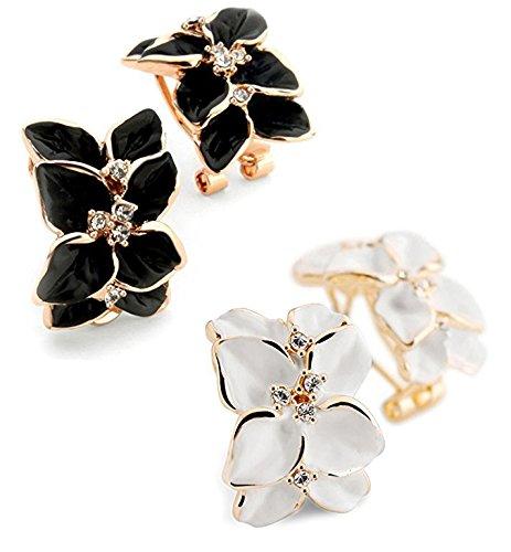 YouBella Fashion Jewellery Summer Special Crystal Stylish Fancy Party Wear Earrings Tops...