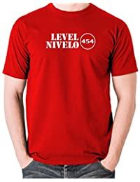 Red Dwarf - Level Nivelo 454 T Shirt