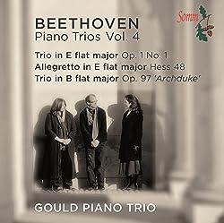 Sämtliche Klaviertrios,vol.4