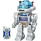 Aastha Enterprise Kids Remote Control Robot Toys for 3 Year Old Boys and Children (Silver)