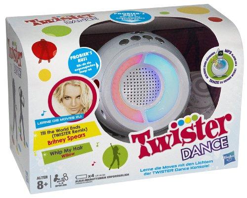 Preisvergleich Produktbild Hasbro 98830100 - Twister Dance Britney Spears