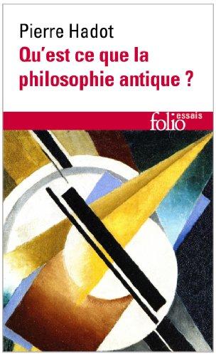 """<a href=""""/node/6753"""">Qu'est-ce que la philosophie antique ?</a>"""
