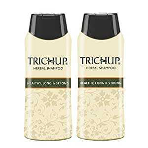Trichup Healthy Long and Strong Herbal Hair Shampoo, 200ml (Pack of 2)