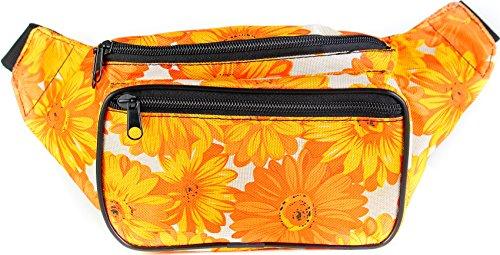 SoJourner Bags Gürteltasche Einheitsgröße Sonnenblume (gelb, orange, weiß) -