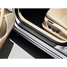 Skoda 5E0071303 Einstiegsleisten Set schwarz vorn hinten Türschweller Leisten