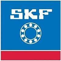 SKF 6204-2Z Deep Groove Ball Bearing (Silver)