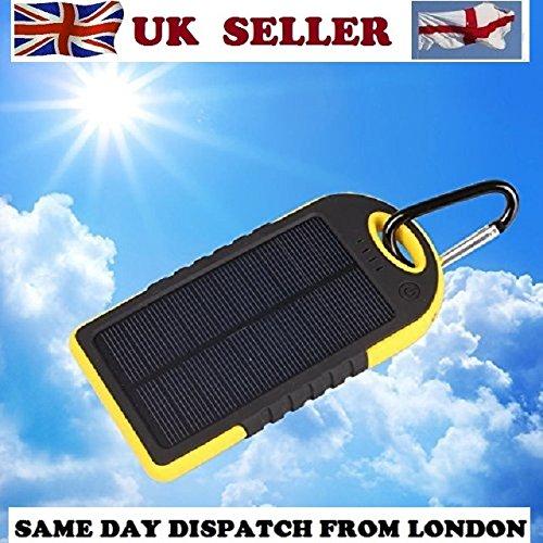 Cargador Solar de 5000mAh YOKKAO...