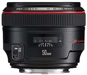 Canon - 1257B005 - Objectif - EF 50 mm f/1,2L USM