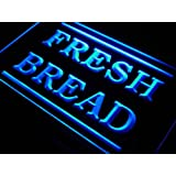 ADV PRO j660-b Fresh Bread Bakery Shop Display Neon Light Sign Barlicht Neonlicht Lichtwerbung