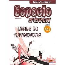 Espacio Joven A2.1 Cuaderno Ejercicios + CD-ROM