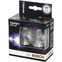 Bosch 1987301107 Gigalight Plus 120 Xenongas H7 12V/55W PX26d Set of 2