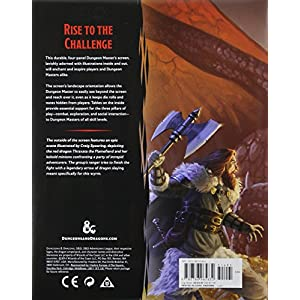 D&D Dungeon Master's Screen