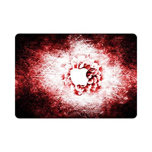 kikhorse Kreative Blume Kollektion Ultra Dünne Hülle Hart für New MacBook Pro 15 Zoll (2016, Touch Bar) (A1707) Tattoo
