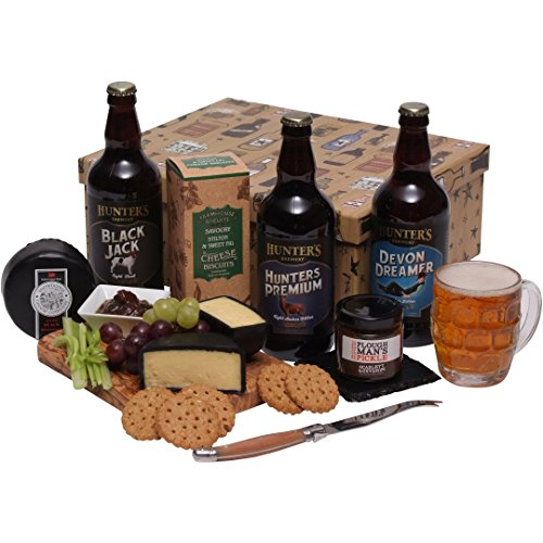 Clearwater Hampers The Real Ale Hamper For Him - The Perfect Present For The Beer Lover - New Birthday amp; Christmas Ideas Range