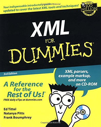 XML for Dummies (For Dummies (Computers))