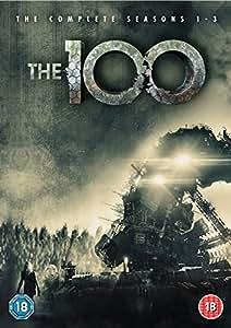 The 100 - Season 1-3 [DVD] [2016]