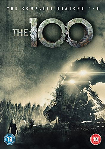 Picture of The 100 - Season 1-3 [DVD]