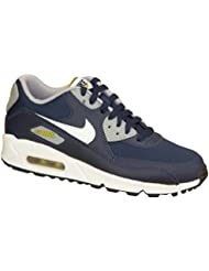 Nike Air Max Command Flex Gs chaussures enfants noir gris