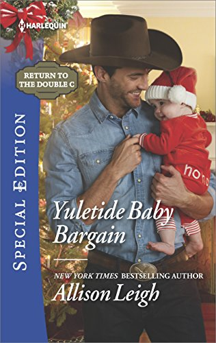 Yuletide Baby Bargain (Return to the Double C Book 2589) (English Edition)