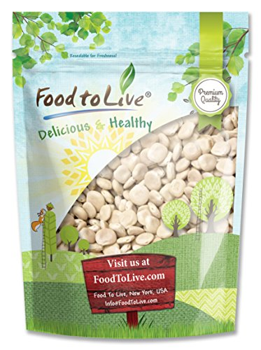 Preisvergleich Produktbild Food to Live Lupini Bohnen (Koscher) (8 Ounces)