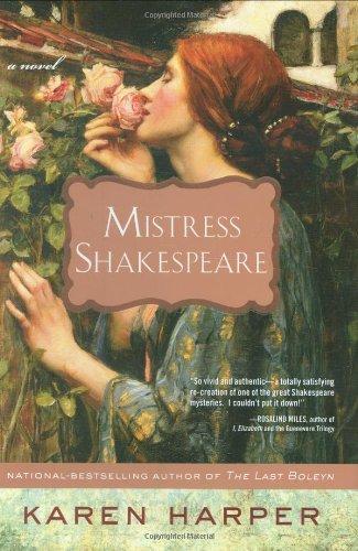 Mistress Shakespeare par Karen Harper