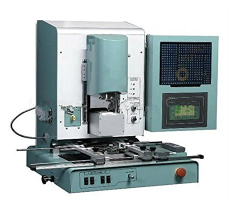 Preisvergleich Produktbild Gowe (700A) Infrarot + Heißluft Bga Rework Station mit optische Ausrichtung System für alle Formen der BGA encapsulation Protocol