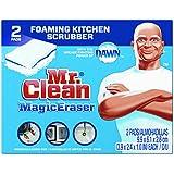 """Mr. Limpiar 47546ct borrador mágico Depurador de cocina, 39/10""""x 22/5,"""" caja de 2(funda de 12cajas)"""