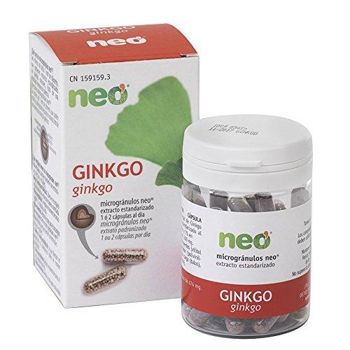 Neo Ginkgo - 45 Cápsulas