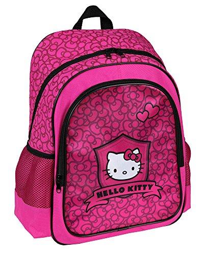 Undercover HKGU7610 - Schulrucksack Hello Kitty, ca. 38 x 27 x 14 cm (Schulrucksack Hello Kitty)